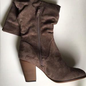 Merona Grey Boots